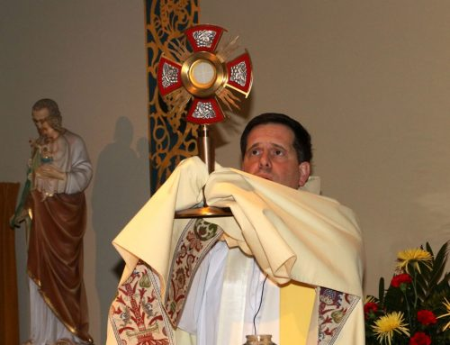 Gate of Heaven/Our Lady of Victory – A Year Celebrating the Eucharist 2018