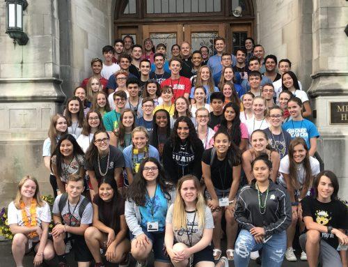 International Student Leadership Institute February 14-16, 2020