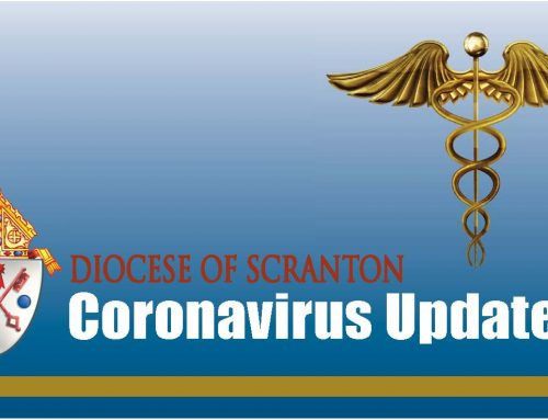 Diocese Of Scranton Coronavirus Updates
