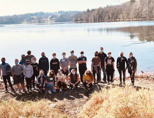 Confirmation Class Hike & Cookout