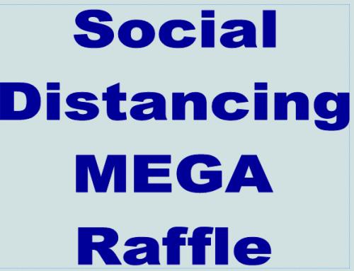 Gate of Heaven Fundraiser:  MEGA RAFFLE