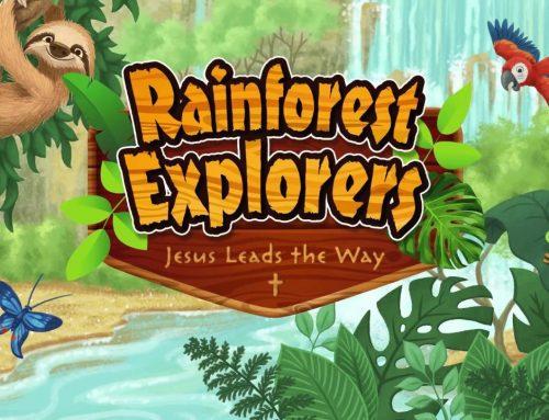 Vacation Bible School Adventure